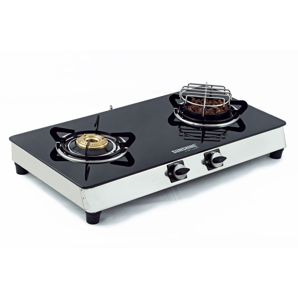 Glass Top Gas Stove Online