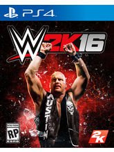 WWE 2k16 -Ps4, dvd