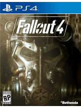 Fallout 4-ps4, dvd