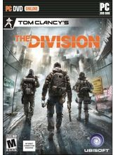 Tom Clancy's The Division PC, dvd