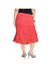 Sunshine Ecommerce Skirt (SRSKT546), red, m