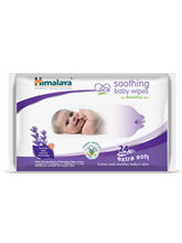 Himalaya Soothing Baby Wipes (HBWS24)