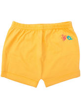 Sofie & Sam London Baby Shorts (BSHU0306M029-32), yellow, 12-18 months