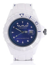 Wavelondon Antarctic Blue Watch