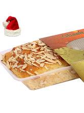Ghasitaram Chistmas Gifts Badam Mawa Cake