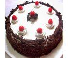 Giftacrossindia Black Forest Cake (GAICAK0021), 1000 gms