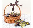 Giftacrossindia Siafa Chocolate Dates Basket (GAICOU0053), 1000 gms
