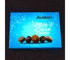 Giftacrossindia Auston Milk and Dark Chocolate (GAICOU0024), 500 gms