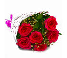Giftacrossindia Bouquet of Fresh Red Roses (GAIMPHD0521), 1000 gms