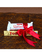 Giftacrossindia Raffaello And Toblerone Chocolates...