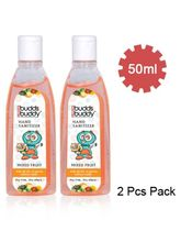 Buddsbuddy Combo of 2 Hand sanitizer 50ml Each