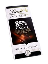 Lindt Excellence 85% Cocoa 100g Bar