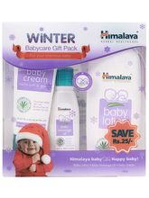 Himalaya Herbal Winter Babycare Gift Pack x 4