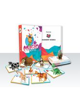 Flash Cards - Magic Cardz - A to Z AR based Learning for Toddlers
