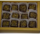 Grand Ellora - Premium Chocolate Truffles Coated With Dry Fruits - 12 Piece Box