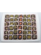 Grand Ellora Chocolate Truffles - Tray Of 42 Assorted Truffles