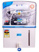 Ozean Marine 12L RO+ UF+ TDS Controller with Mineral Water Purifier, white