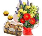 Flora Online Mix Flower Rocher Treat