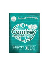 Comfrey Adult Diapers Extra Large (8SHC022)