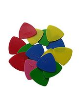 SG Musical 30 Picks - Delrin Triangular Guitar Picks (SGP26)