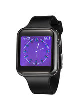 OVERFLY Touch Black Digital Watch - For Men