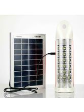Sparkel Remote Controlled Solar Rechargeable Emergency Light with 5W Solar Panel