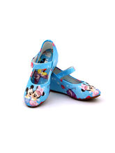 Kidzstory Party Wear Shoes (1633-393), blue, 25
